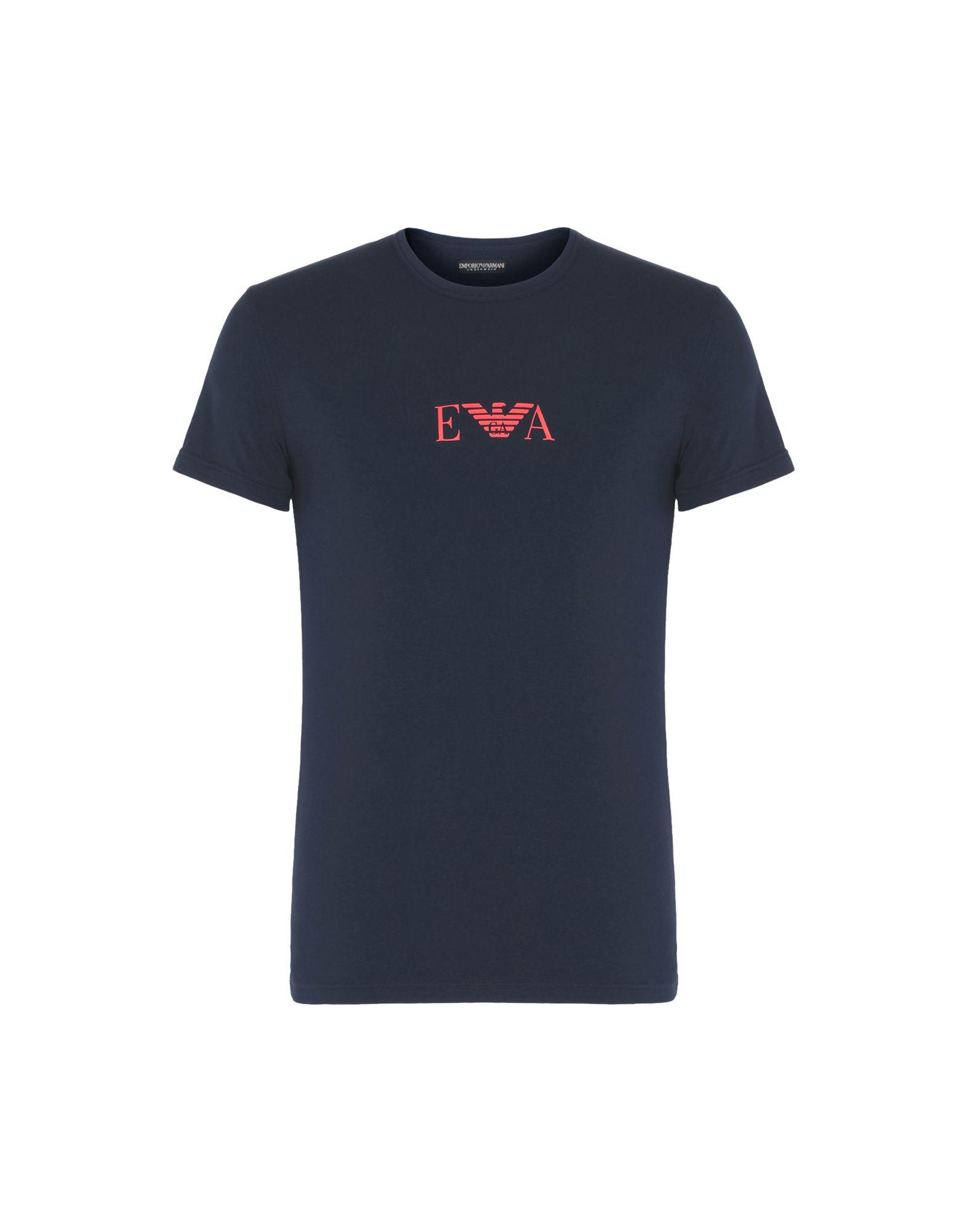 EMPORIO ARMANI Футболка футболка мужская emporio armani anh05 cc ea