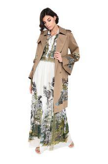 ALBERTA FERRETTI Shirt with safari pockets SHIRT Woman f