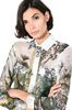 ALBERTA FERRETTI Shirt with safari pockets SHIRT Woman a