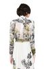 ALBERTA FERRETTI Shirt with safari pockets SHIRT Woman d