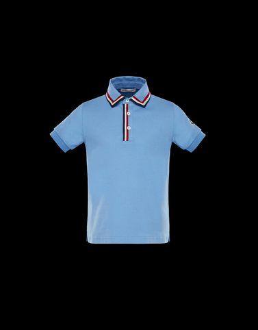 c2019d19a Moncler POLO SHIRT in Polo shirts for men
