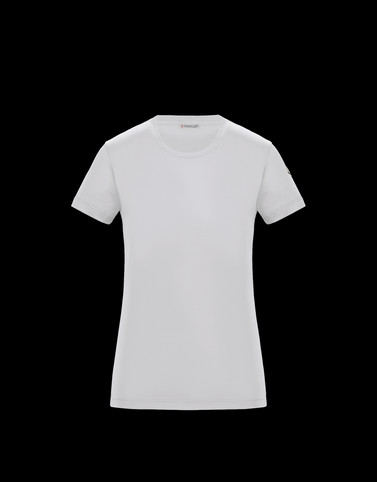 T-SHIRT White T-Shirts & Tops Woman