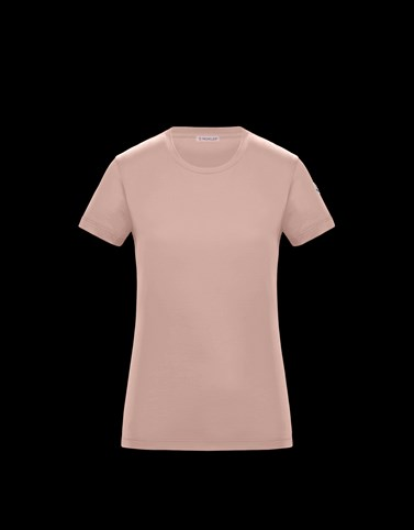 T-SHIRT Blush Pink Category T-shirts Woman