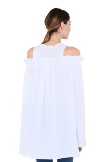 ALBERTA FERRETTI Drawstring shirt Blouse Woman d