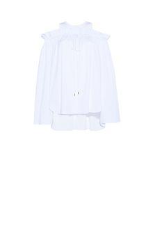 ALBERTA FERRETTI Drawstring shirt Blouse Woman e