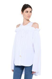 ALBERTA FERRETTI Drawstring shirt Blouse Woman r