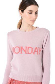 ALBERTA FERRETTI Monday pastel sweater KNITWEAR Woman a