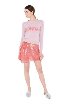 ALBERTA FERRETTI Monday pastel sweater KNITWEAR Woman f