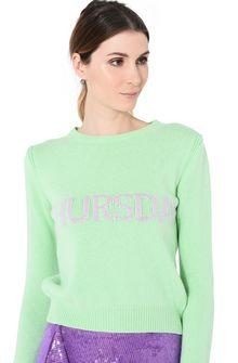 ALBERTA FERRETTI Thursday pastel sweater KNITWEAR Woman a