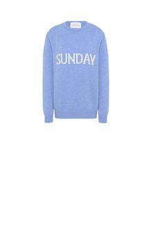 ALBERTA FERRETTI Sunday pastel sweater KNITWEAR Woman e