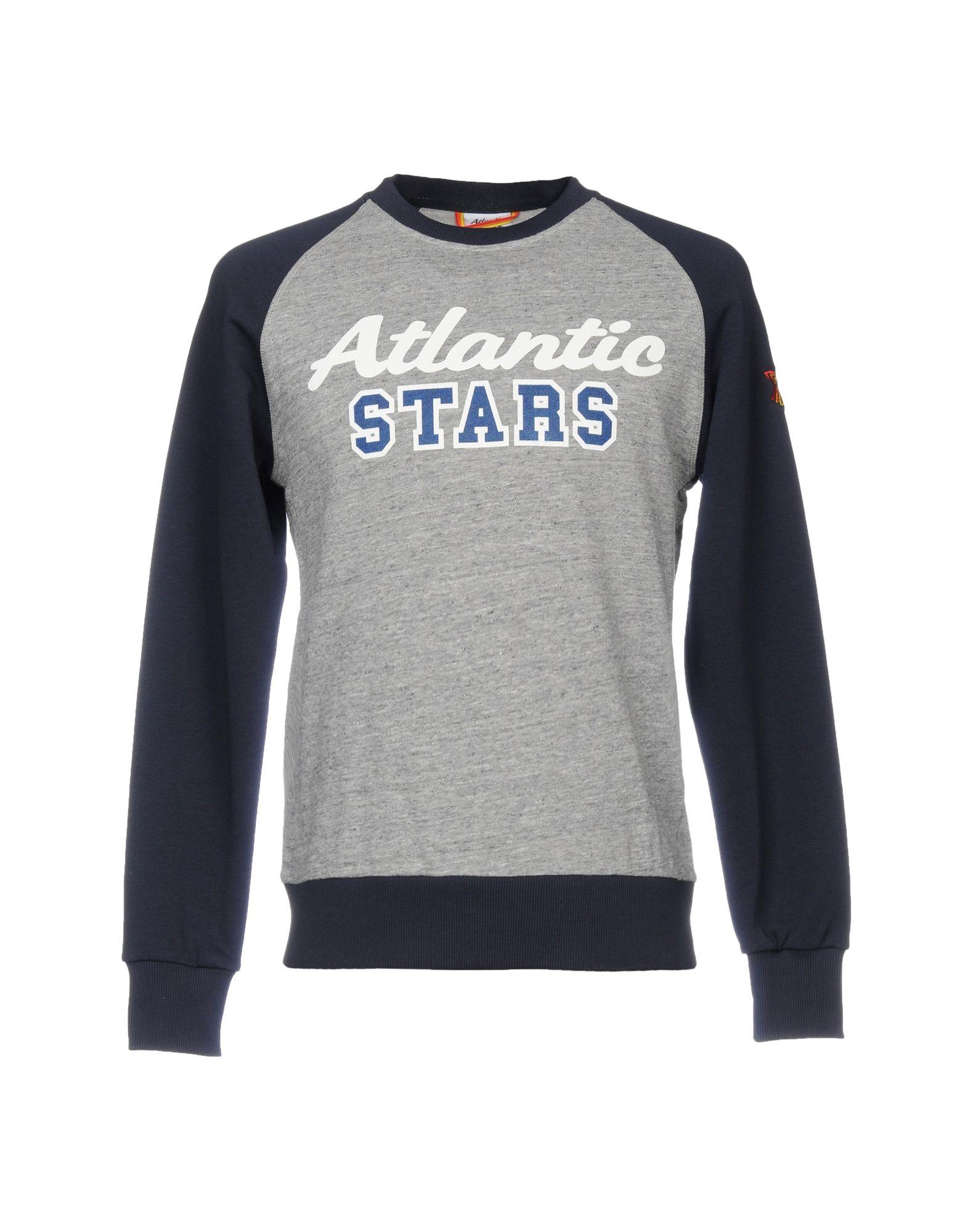ATLANTIC STARS Толстовка atlantic 73365 43 21r