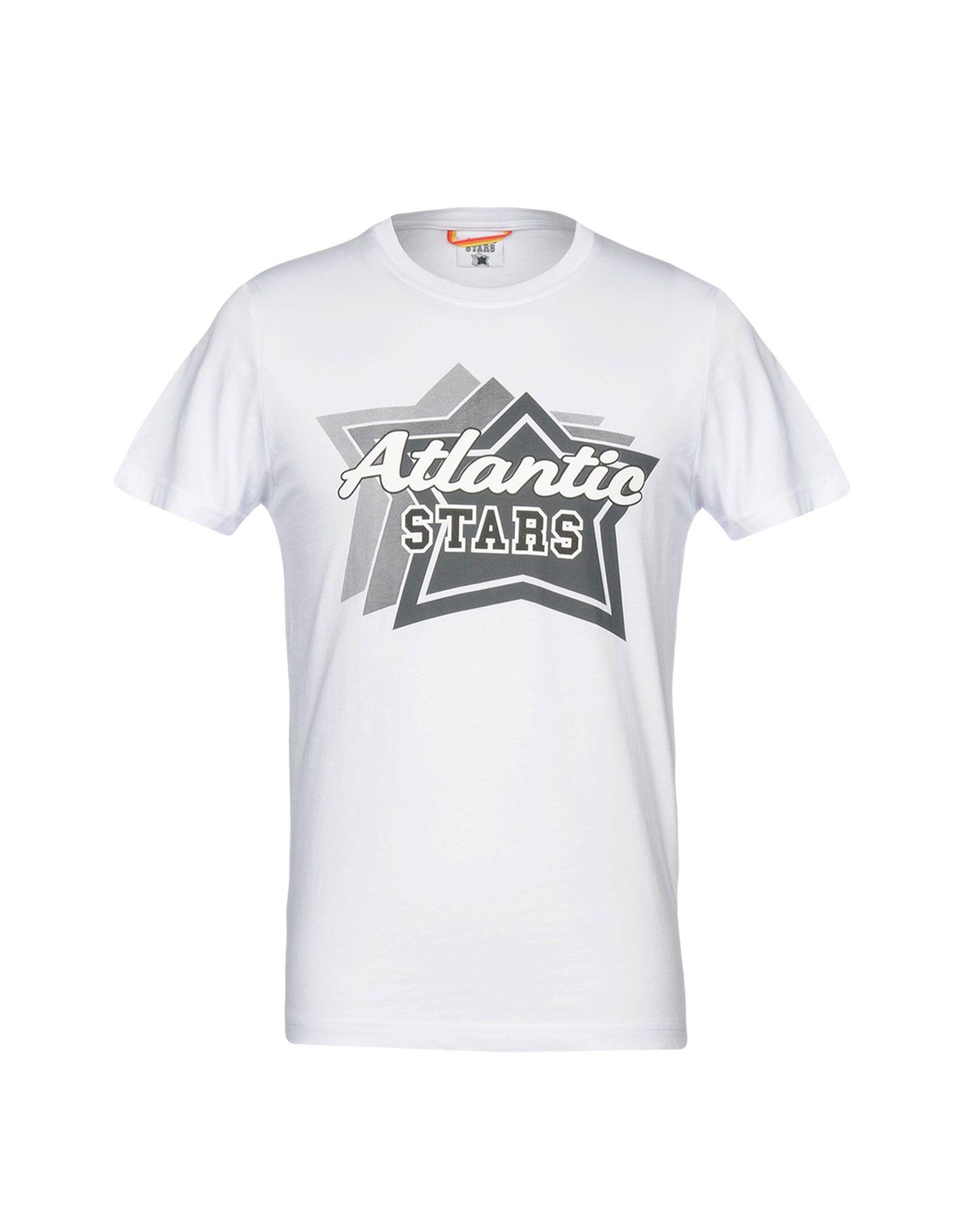 ATLANTIC STARS Футболка atlantic 26355 45 31