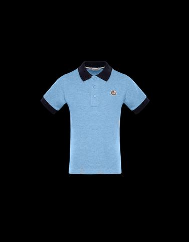 Moncler Kids 4-6 Years - Boy Man: POLO SHIRT