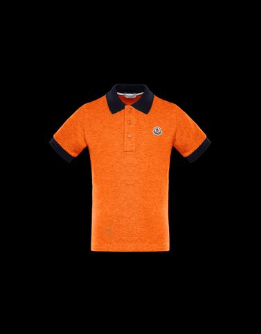 Moncler Teen 12-14 years - Boy Man: POLO SHIRT