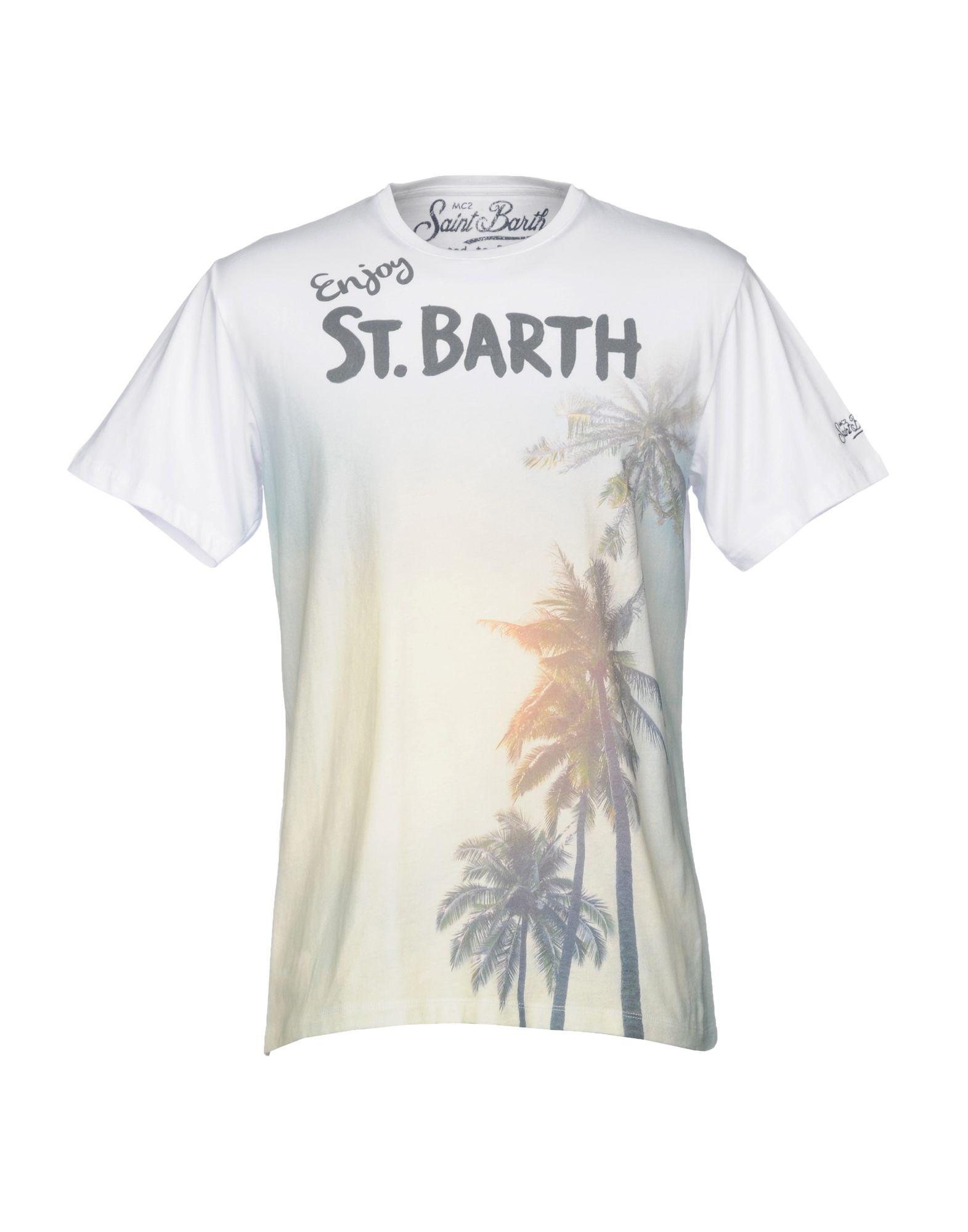 MC2 SAINT BARTH Футболка лиф mc2 saint barth mc2 saint barth mc006ewqry66