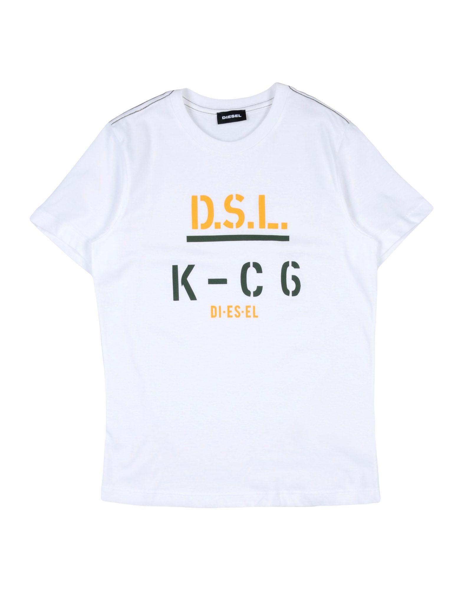 DIESEL   DIESEL T-shirts   Goxip