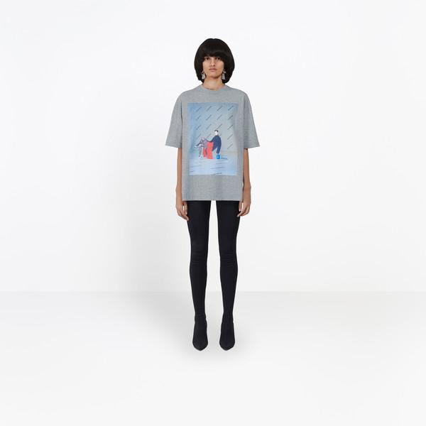 Tee-Shirt Oversize Photoshoot
