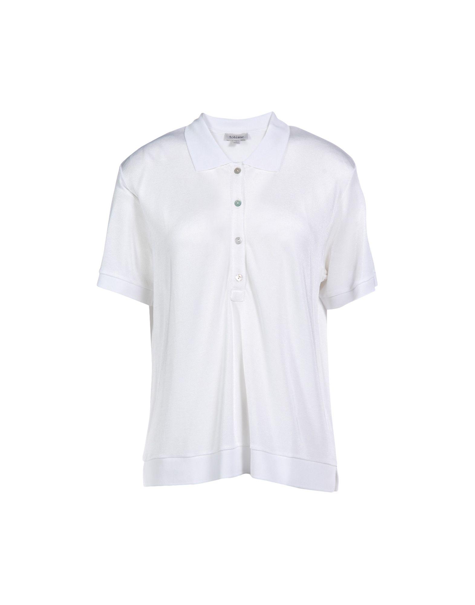 TOTÊME Футболка totême футболка