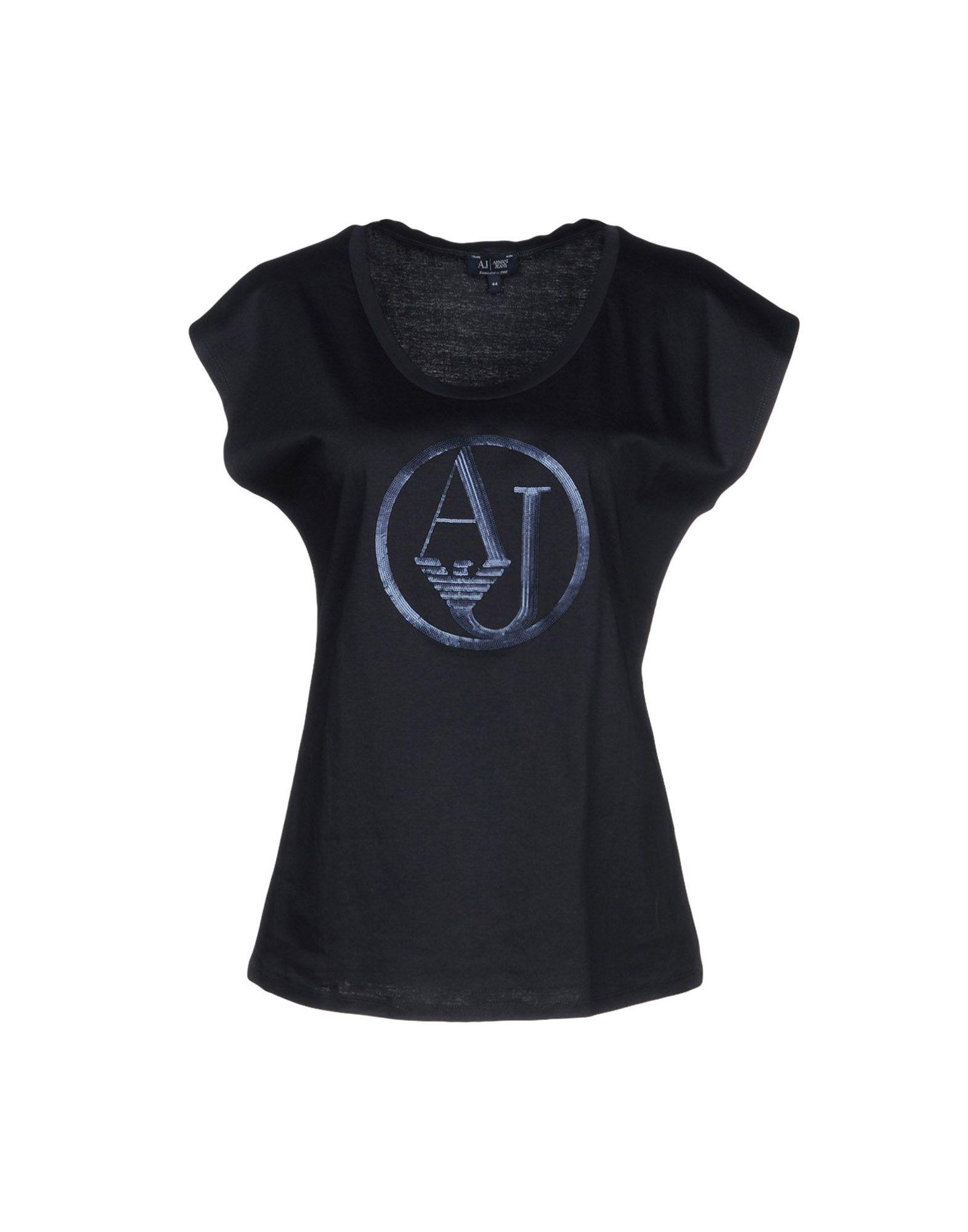 ARMANI JEANS Футболка футболка armani jeans 3y6t37 6jprz 1100