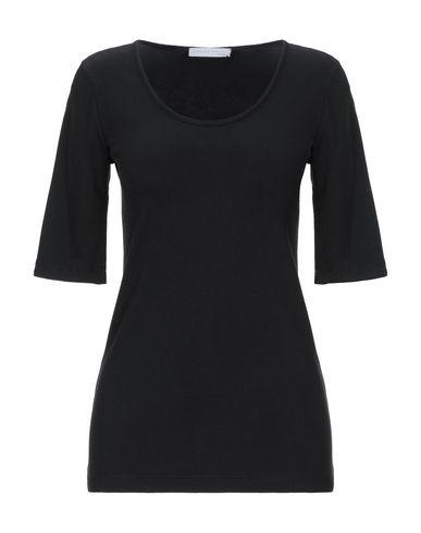 Купить Женскую футболку FABIANA FILIPPI черного цвета