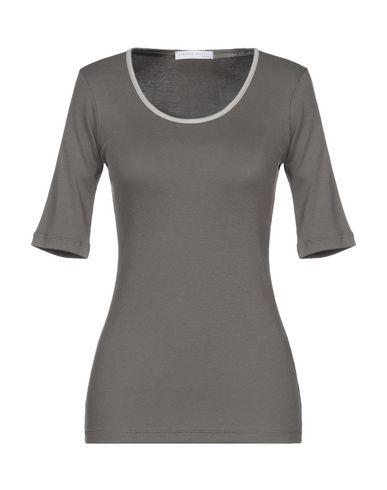 Купить Женскую футболку FABIANA FILIPPI цвет зеленый-милитари