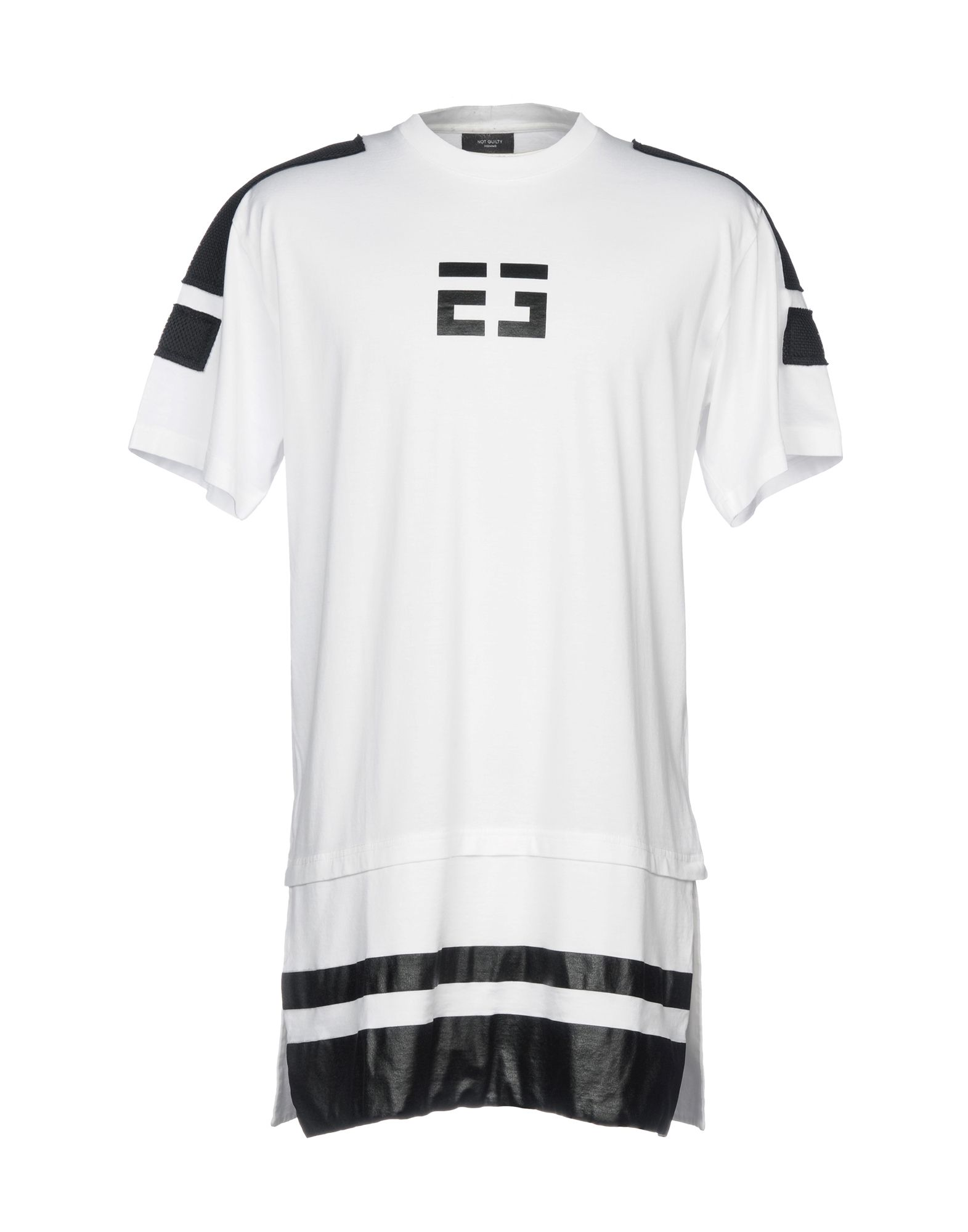 NOT GUILTY HOMME T-Shirt in White