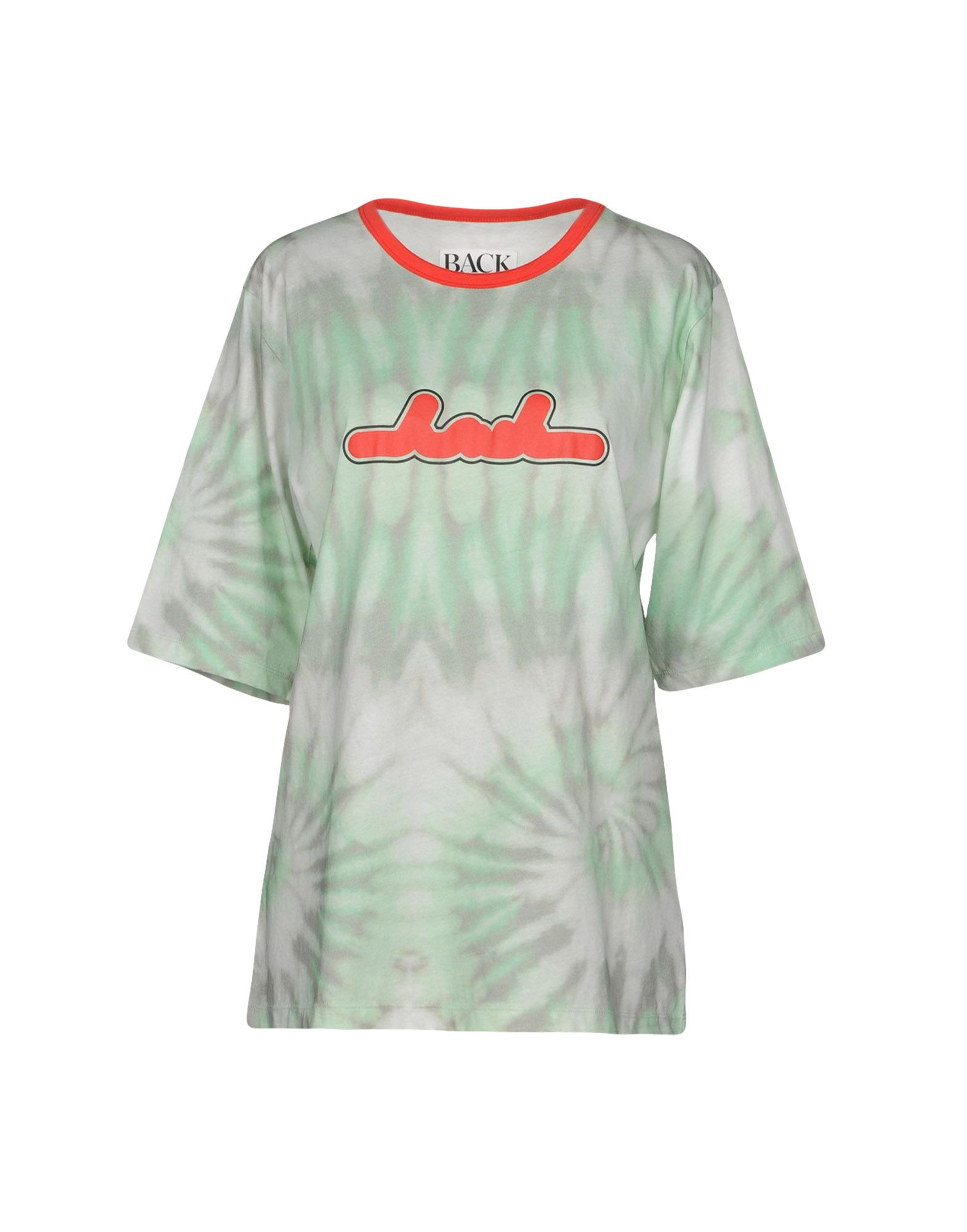 BACK T-Shirts in Light Green
