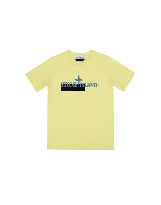 STONE ISLAND JUNIOR Short sleeve t-shirt 21953
