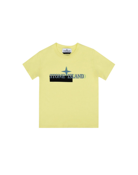 T-Shirt 21953 STONE ISLAND JUNIOR - 0