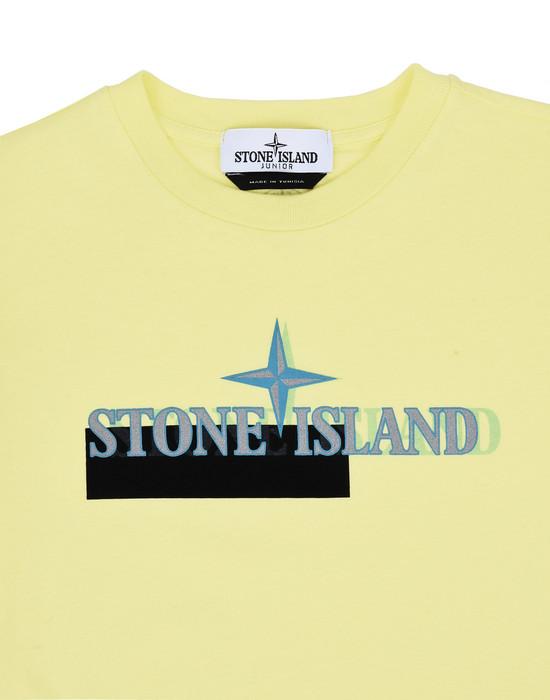 12148611el - 폴로 - 티셔츠 STONE ISLAND JUNIOR