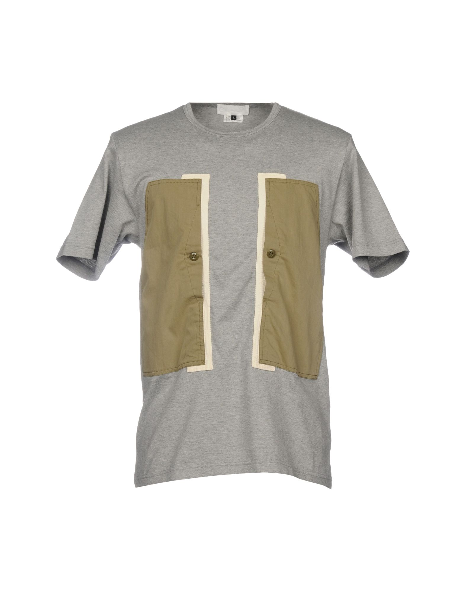 GANRYU T-Shirt in Grey