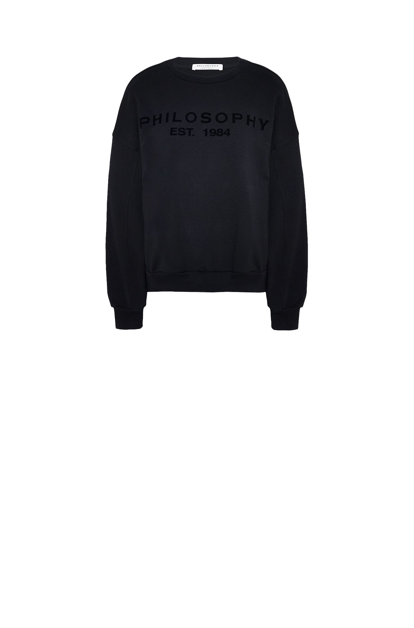 Sweater Philosophy Schwarz