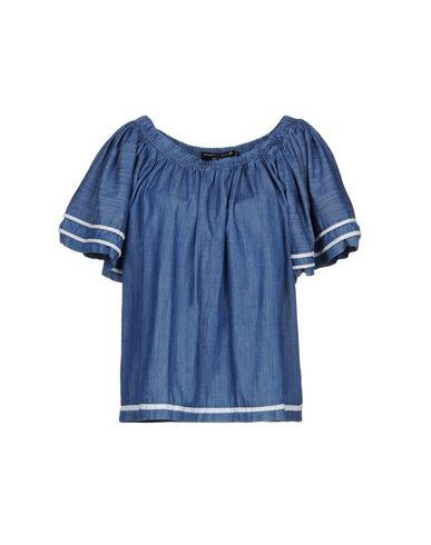 Джинсовая рубашка размер 44 цвет синий