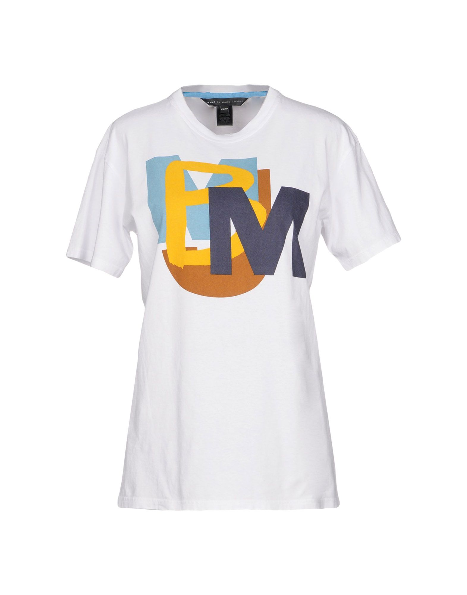 MARC BY MARC JACOBS T-Shirt in White
