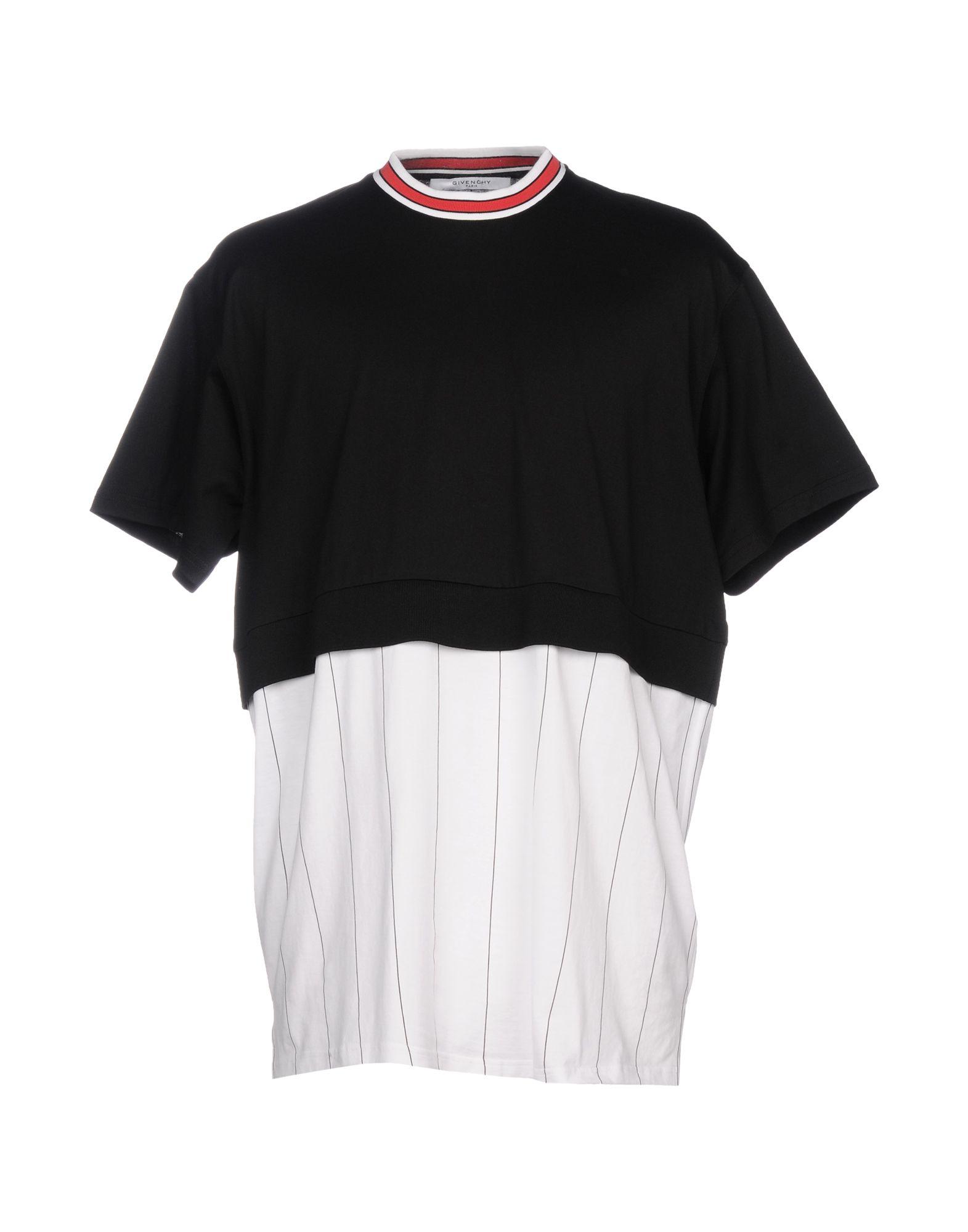 GIVENCHY Футболка футболка givenchy цвет черный