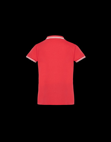 Moncler Kids 4-6 Years - Girl Woman: POLO SHIRT