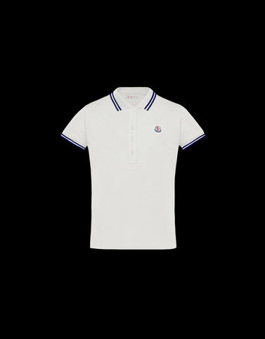 POLO SHIRT Ivory Kids 4-6 Years - Girl