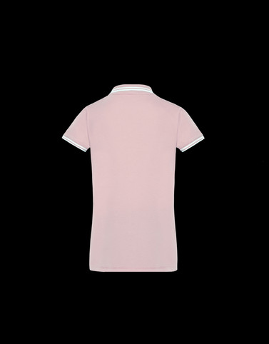Moncler Teen 12-14 years - Girl Woman: POLO SHIRT