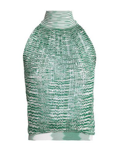 Купить Топ без рукавов зеленого цвета