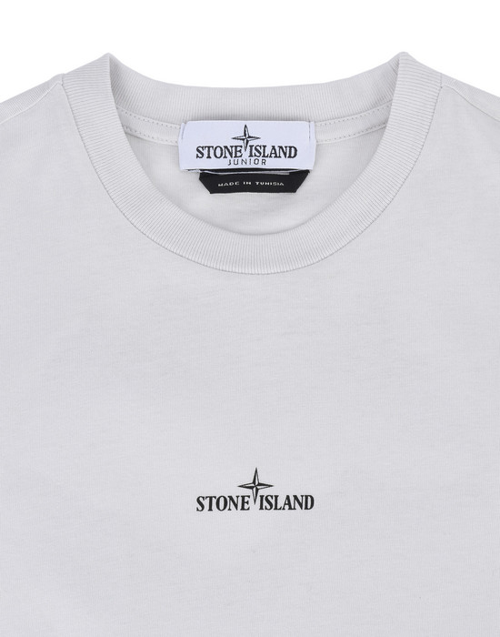12153565pa - Polo - T-Shirts STONE ISLAND JUNIOR