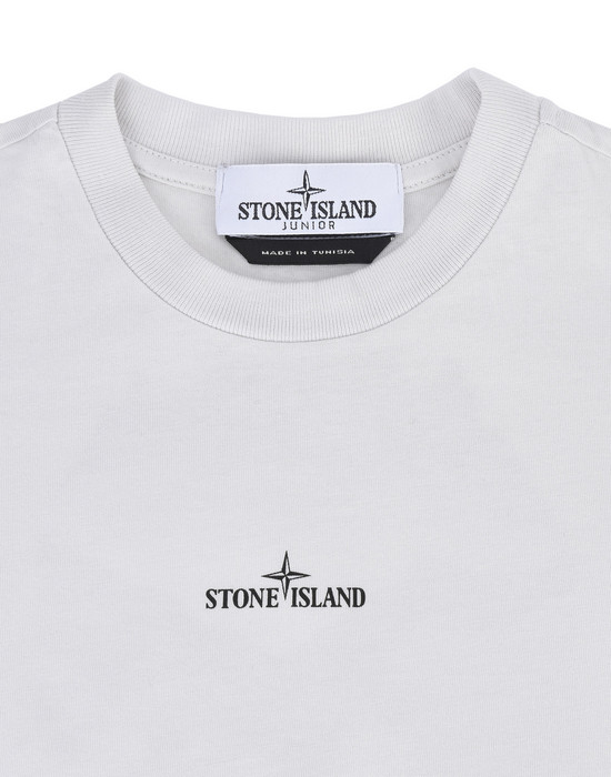12153568bm - Polo - T-Shirts STONE ISLAND JUNIOR