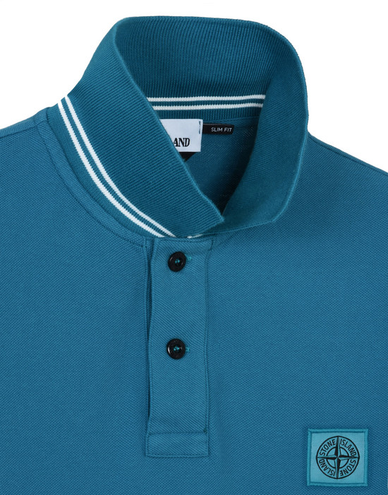 12153614cl - Polo - T-Shirts STONE ISLAND