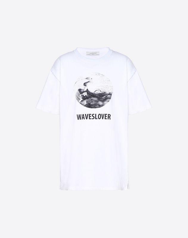 T-shirt Waveslover