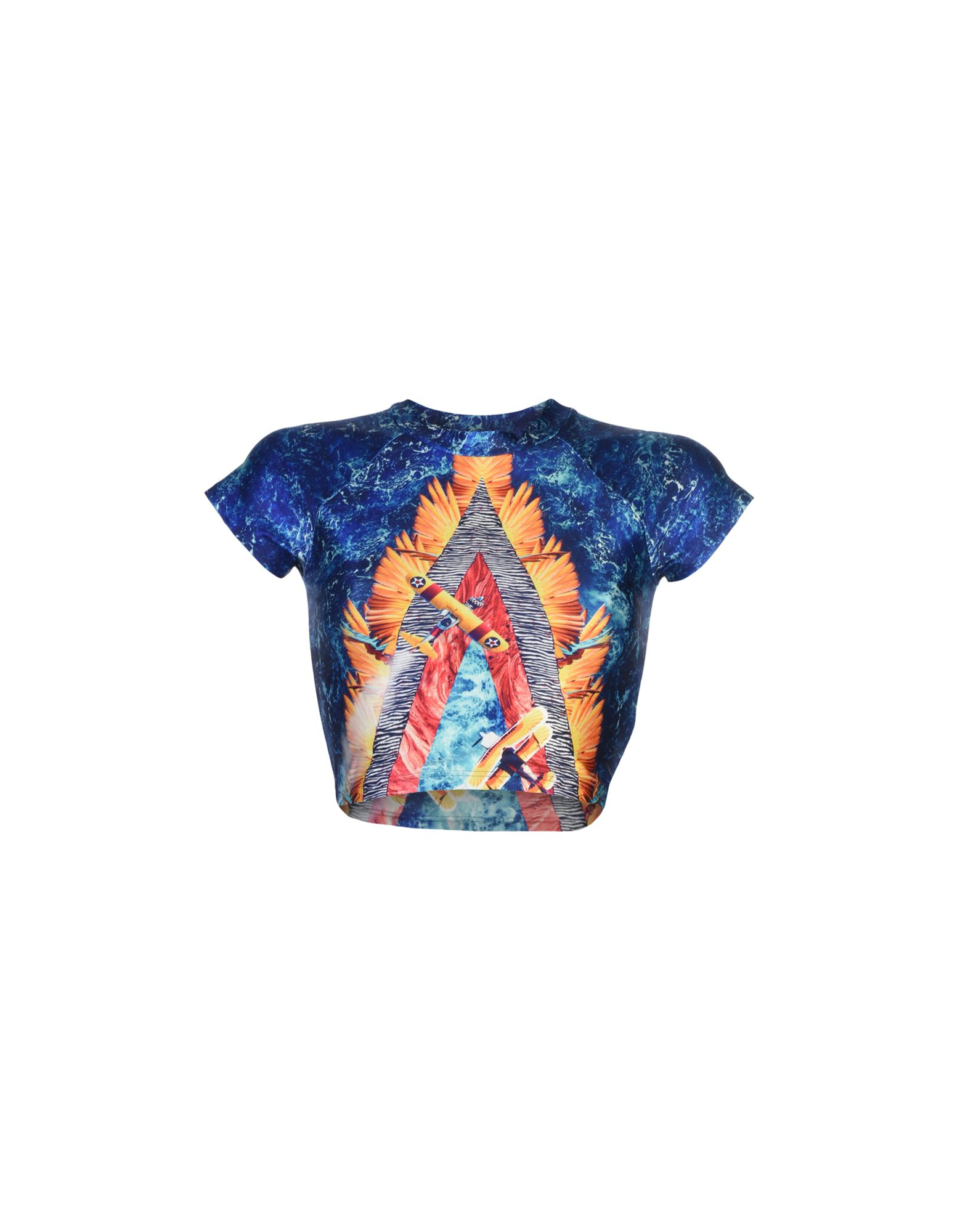 WE ARE HANDSOME T-Shirt in Blue