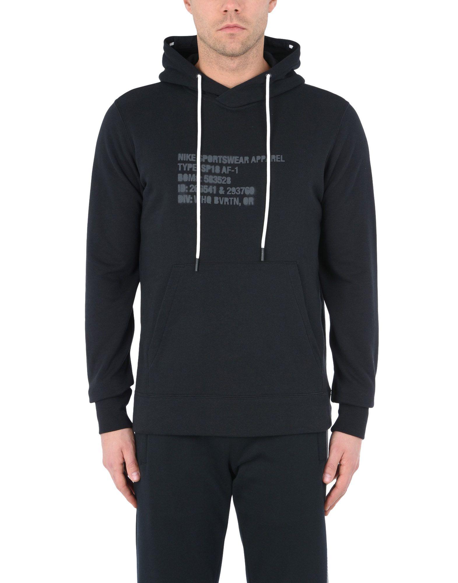 - NIKE Herren Sweatshirt6 schwarz