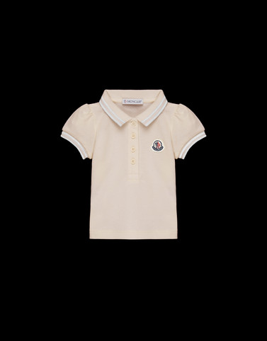 Moncler Baby 0-36 months - Girl Woman: POLO SHIRT