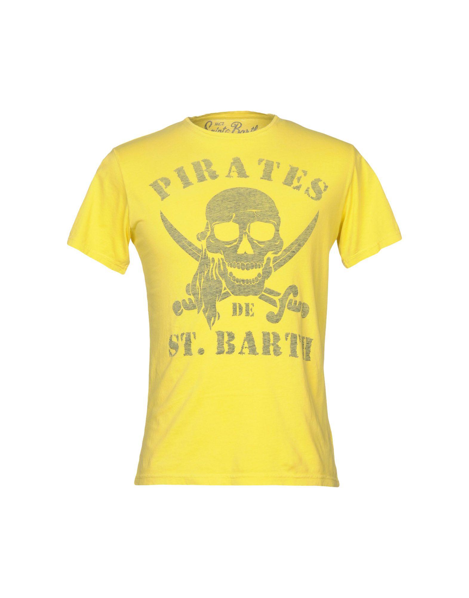 MC2 SAINT BARTH Футболка mc2 saint barth yali