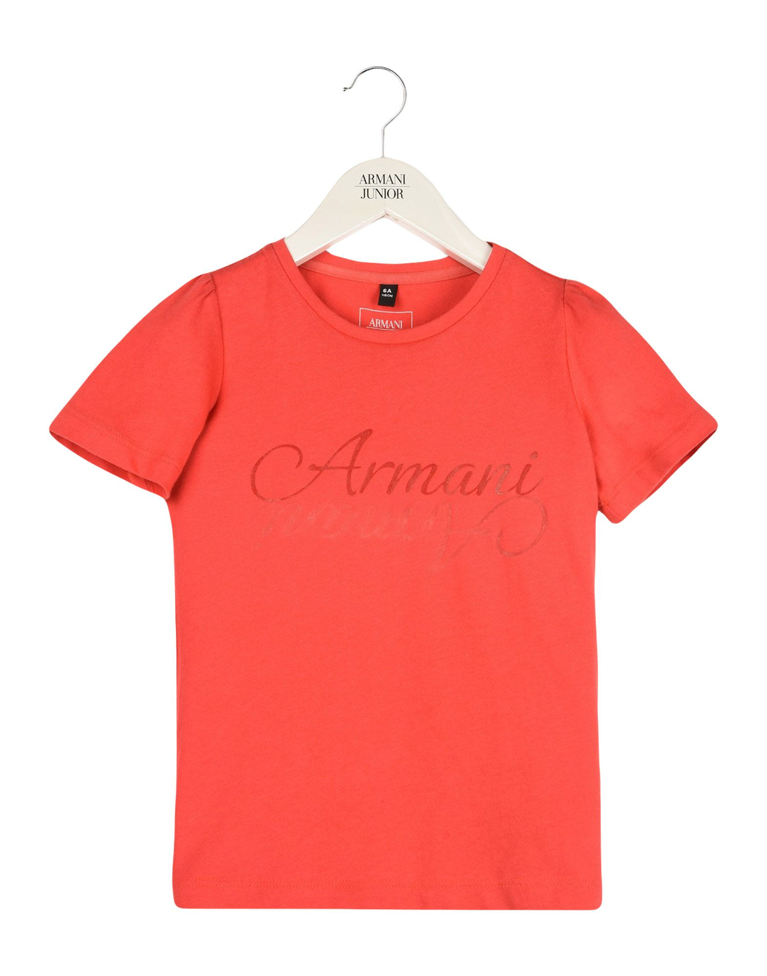 ARMANI JUNIOR T-Shirt in Red