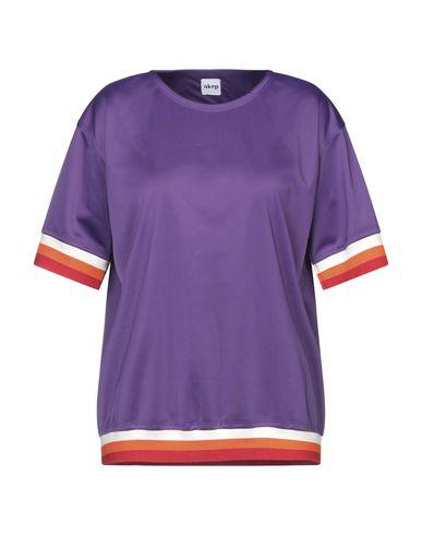 Купить Женскую футболку AKEP фиолетового цвета