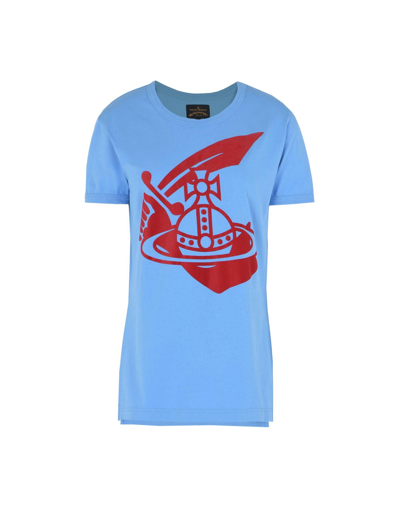 VIVIENNE WESTWOOD ANGLOMANIA Футболка vivienne westwood футболка